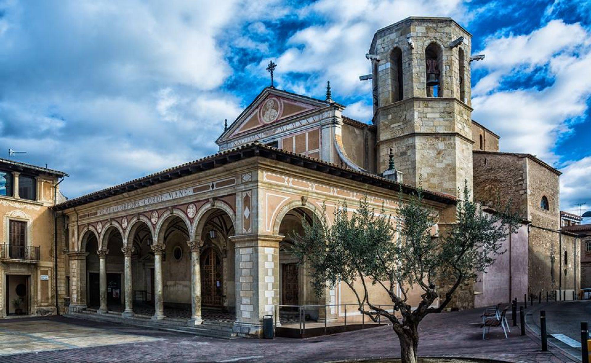 Parròquia de Sant Sadurní d'Anoia
